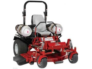Ferris Propane Mower; Going Green