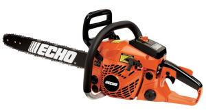 echo chain saw cs-400